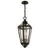 Calabasas 3 Light Pendant By Troy F6377 in Vintage Bronze Finish