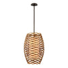 Balboa 6 Light Pendant By Troy F6746 in Bronze Finish