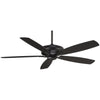 "Kafé-Xl 60"" Ceiling Fan In Coal by Minka Aire F696-CL"