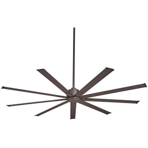 "Xtreme 72"" Ceiling Fan In Oil Rubbed Bronze by Minka Aire F887-72-ORB"