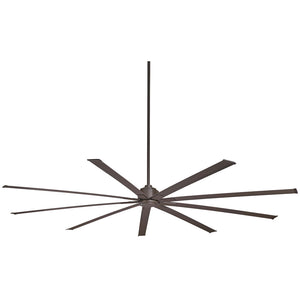 "Xtreme 96"" Ceiling Fan In Oil Rubbed Bronze by Minka Aire F887-96-ORB"