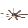 "Slipstream 65"" Ceiling Fan In Oil Rubbed Bronze by Minka Aire F888-ORB"