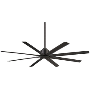 "Xtreme H2O 65"" Outdoor Ceiling Fan In Coal by Minka Aire F896-65-CL"