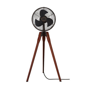 Arden Pedestal Fan Inch Fan in Oil-Rubbed Bronze Finish by Fanimation FP8014OB