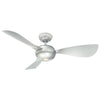 Stargazer Ceiling Fan FR-W1804-52L-35-AS Modern Forms Fans