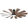 Windflower Ceiling Fan FR-W1815-60L27OBDW Modern Forms Fans