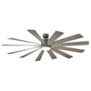 Windflower Ceiling Fan FR-W1815-80L27GHWG Modern Forms Fans