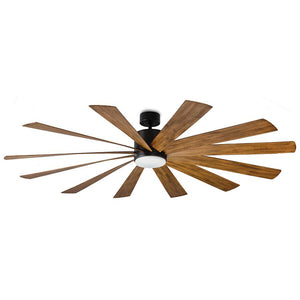 Windflower Ceiling Fan FR-W1815-80L35MBDK Modern Forms Fans