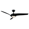 Nirvana Ceiling Fan FR-W1916-56L-35-MB Modern Forms Fans
