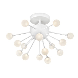 Impulse Foyer Ceiling by Fredrick Ramond FR44411CLD Cloud