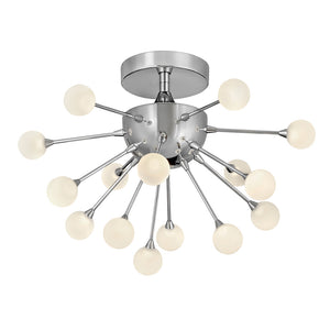 Impulse Foyer Ceiling by Fredrick Ramond FR44411PCM Polished Chrome*