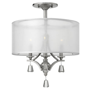 Mime Foyer Ceiling by Fredrick Ramond FR45601BNI Brushed Nickel*