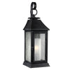 Feiss Shepherd 1 Light Outdoor Wall Sconce in Dark Weathered Zinc Finish OL10600DWZ