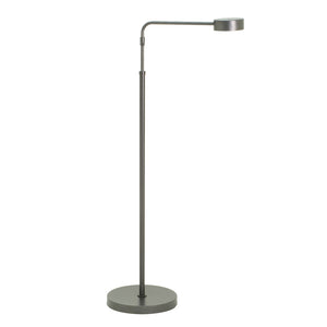 Generation Adjustable LED Floor Lamp in Granite