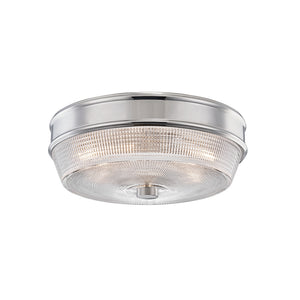 Lacey 2 Light Flush Mount By Mitzi H309501-PN in Polished Nickel Finish