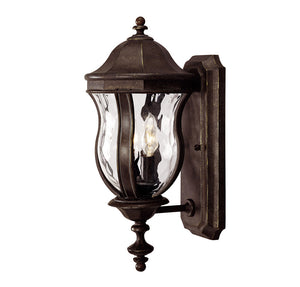 Monticello 2 Light Outdoor Wall Lantern in Walnut Patina Finish by Savoy House KP-5-304-40