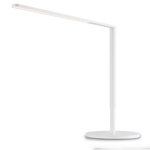 Lady7 Desk Lamp (Matte White) L7-MWT-DSK