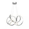 Vornado 29in LED Pendant 3000K in Chrome
