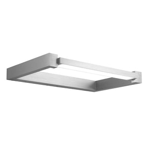 Bauer 1 Light LED Picture Light in Brushed Aluminum Finish by Modern Forms PL-77017-AL