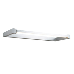 Bauer 1 Light LED Picture Light in Brushed Aluminum Finish by Modern Forms PL-77027-AL