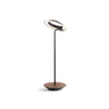 Royyo Desk Lamp, Matte Black body, Oiled Walnut base plate RYO-SW-MTB-OWT-DSK