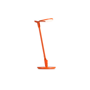 Splitty Desk Lamp, Matte Orange SPY-W-MOR-USB-DSK
