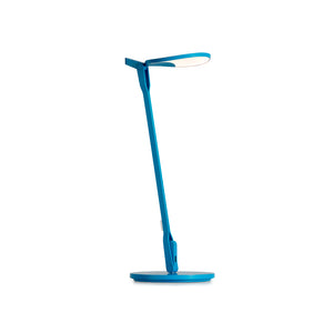 Splitty Desk Lamp, Matte Pacific Blue SPY-W-MPB-USB-DSK