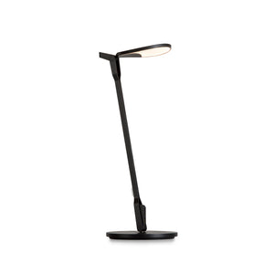 Splitty Desk Lamp, Matte Black  SPY-W-MTB-USB-DSK
