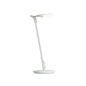 Splitty Desk Lamp, Matte White SPY-W-MWT-USB-DSK