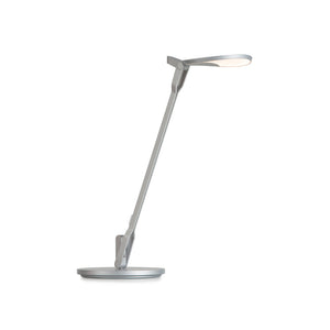 Splitty Desk Lamp, Silver SPY-W-SIL-USB-DSK