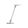 Splitty Pro Desk Lamp with one-piece desk clamp, Silver SPY-W-SIL-PRO-CLP