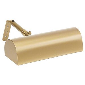 "Traditional 18""  Gold CA Compliant Picture Light"