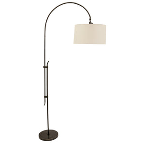 "84"" Windsor Adjustable Floor Lamp in Oil Rubbed Bronze"