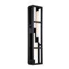 Memory LED Wall Sconce 3000K in Black