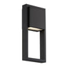 Archetype 12in LED Indoor & Outdoor Wall Light 3000K in Black