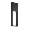 Archetype 24in LED Indoor & Outdoor Wall Light 3000K in Black