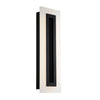 Shadow 24in LED Outdoor Wall Light 3000k in Black
