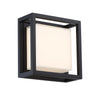 FRAMED 20IN OUTDOOR SCONCE 3000K