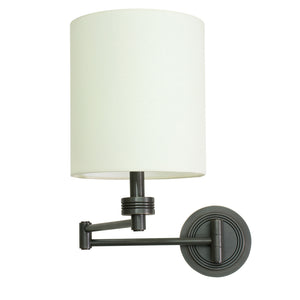 Wall Swing Arm Lamp in Oil Rubbed Bronze