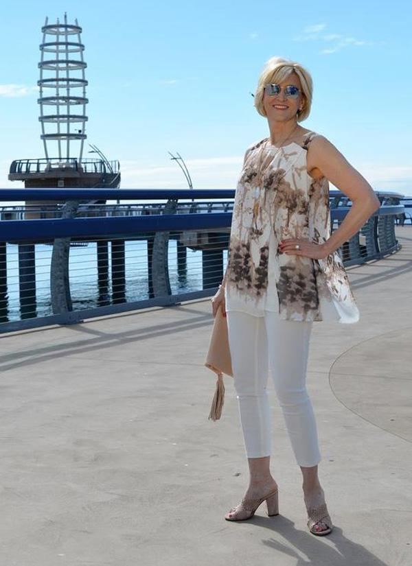 Summer Trends - Cropped Pants & How To Wear Them