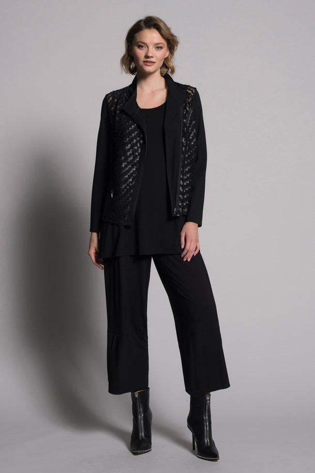 outfit featuring the Pull-On Relaxed Fit Pants by picadilly canada