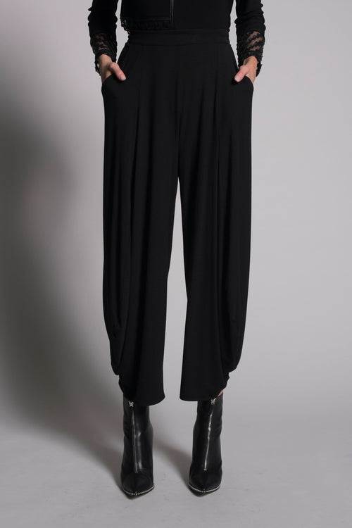 Draped Pants With Pockets by picadilly canada