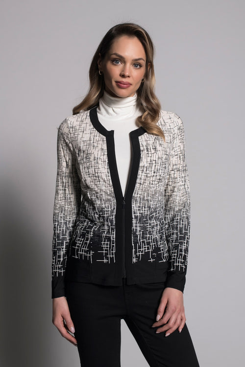 Zip-Front Jacket by picadilly canada