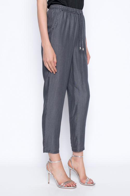 Pull-On Slim Pants