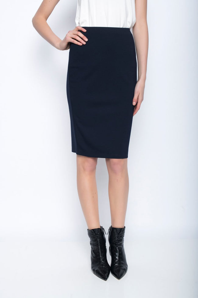 Pencil Skirt in black by picadilly canada