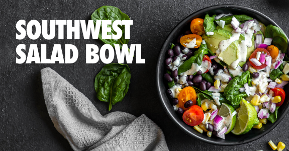 Southwest Salad Bowl