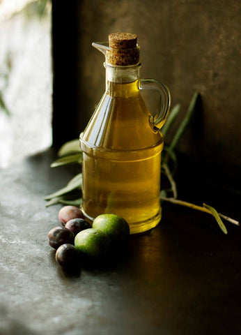 Cold-Pressed Extra Virgin Olive Oil