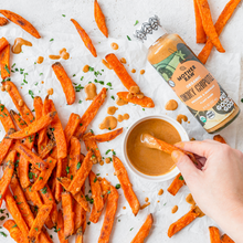 Load image into Gallery viewer, Smoky Chipotle Ranch Bottle with Sweet Potator Fries