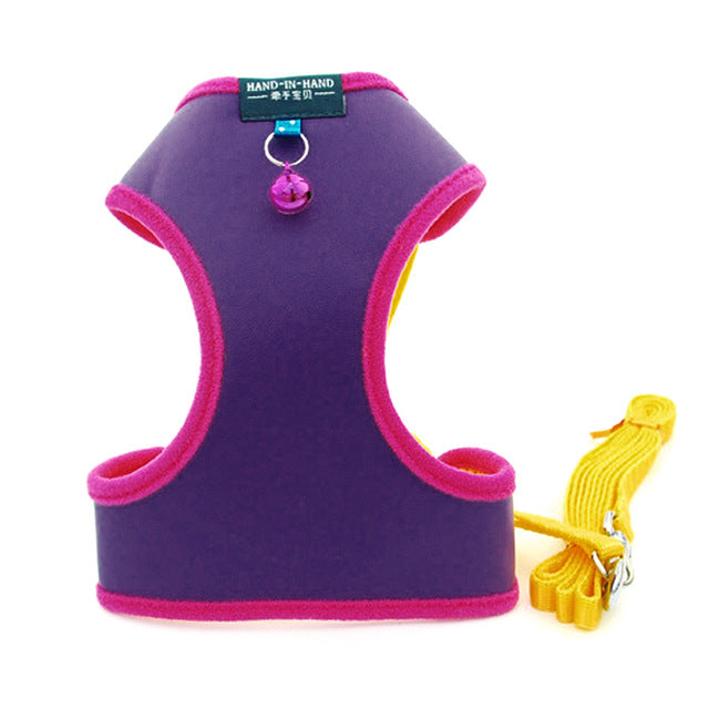 Adjustable Pet Harness in 5 colors