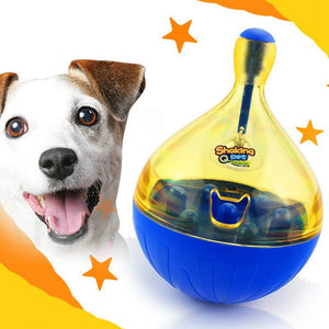 Dog Food Leakage Toy Ball